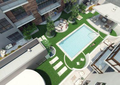 Final Pool Deck Aerial
