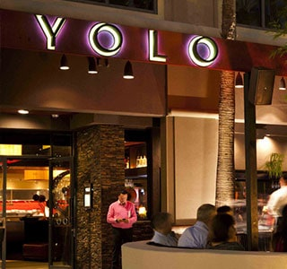 Yolo and O Lounge